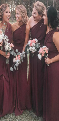 products/Unique_Design_Pretty_Elegant_Formal_One_Shoulder_Burgundy_Chiffon_Long_Bridesmaid_Dresses_2.jpg