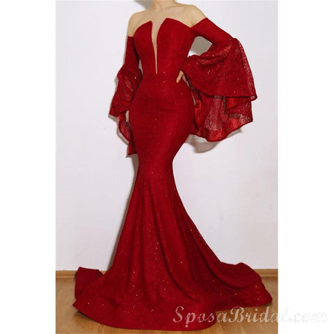 products/Unique_Long_Sleeves_V-Neck_Sequins_Strapless_Ruffles_Mermaid_Prom_Dresses.jpg