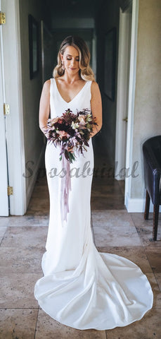 products/White_Satin_V-neck_Sleeveless_Mermaid_With_Train_Wedding_Dresses_DB0165-2.jpg