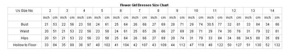 Scoop Neck Lace Top Satin Unique Appliques Flower Girl Dresses With Bow Sash, FGS030