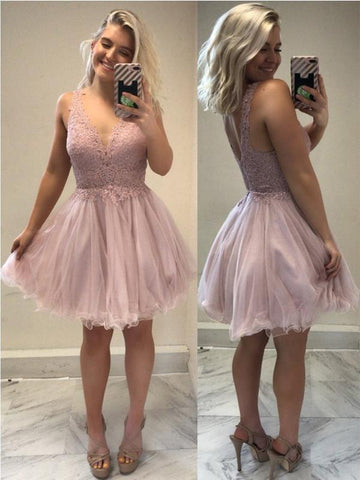 products/pink_lace_V_neck_homecoming_dresses.jpg