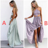 Backless Sleeveless  Sexy Unique Design Most Popular Cheap Prom Dress   , PD0334 - SposaBridal