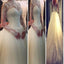 High Neck Long Sleeve Princess Wedding Dress Ball Gown Lace Cheap Bridal Dress, WD0176
