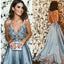 New Sparkly Backless Junior Vintage Formal Party Prom Gown Dress.AB1120