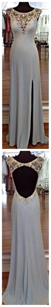 Long Custom Sparkly Sexy Cap Sleeve Elegant Discount Popular Prom Dress,PD0097