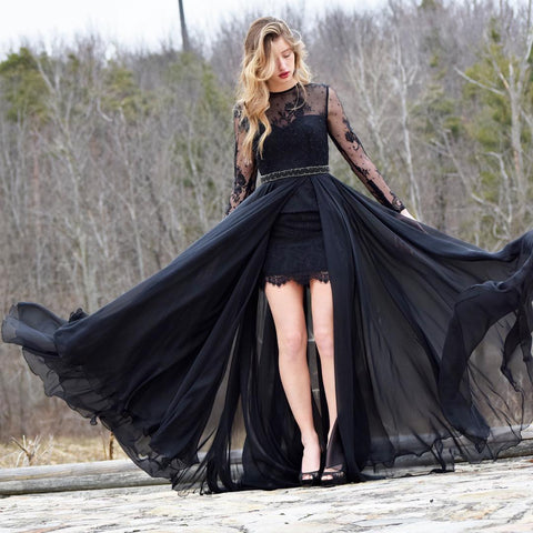 products/Black_Lace_Long_Sleeve_Beaded_Sash_Sheath_Tight_Prom_Dresses_PD00083.jpg