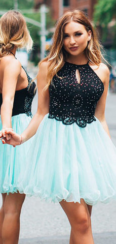 products/Black_Lace_Tiffany_Blue_Tulle_Beading_Halter_Homecoming_Dresses_HD0026-2.jpg