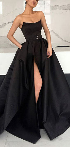 products/Black_Satin_Strapless_Pockets_Ball_Gown_Formal_Prom_Dresses_PD00153-2.jpg