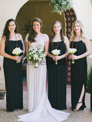 products/Black_Spaghetti_Strap_With_Side_Slip_Long_Bridesmaid_Dresses_AB4111-1.jpg