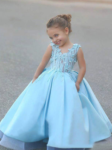 products/Blue_Satin_Lace_Ball_Gown_Flower_Girl_Dresses_FGS054-1.jpg