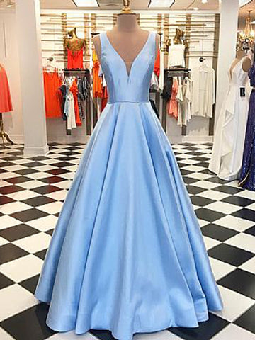 products/Blue_Satin_V-neck_Sleeveless_A-line_Elegant_Prom_Dresses_PD00353-1.jpg