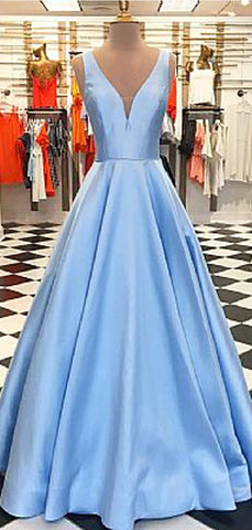products/Blue_Satin_V-neck_Sleeveless_A-line_Elegant_Prom_Dresses_PD00353-2.jpg