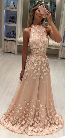 products/Blush_Pink_Butterfly_Applique_High_Neck_A-line_Long_Prom_Dresses_PD00248-2.jpg