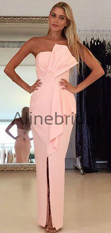 products/Blush_Pink_Fashion_Unique_Strapless_Ankle_Length_Sheath_Bridesmaid_Dresses_AB4032-2.jpg