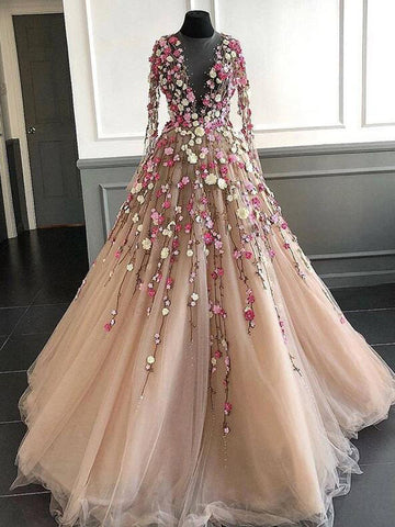products/Blush_Pink_Tulle_3D_Appliques_Long_Sleeve_Prom_Dresses_PD00337-1.jpg