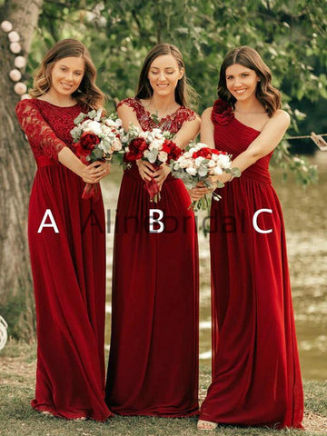 products/Burgundy_Chiffon_Lace_Mismatched_A-line_Formal_Bridesmaid_Dresses_AB4069-1.jpg