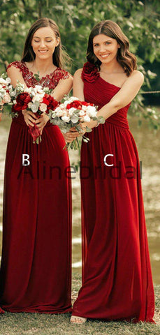 products/Burgundy_Chiffon_Lace_Mismatched_A-line_Formal_Bridesmaid_Dresses_AB4069-4.jpg