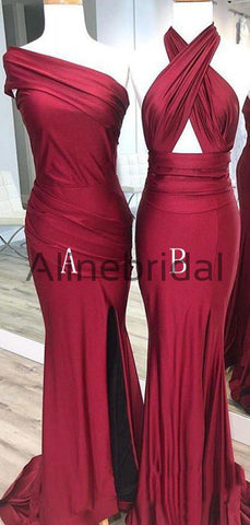 products/Burgundy_Jersey_Mismatched_Mermaid_Elegant_Long_Bridesmaid_Dresses_AB4054-2.jpg
