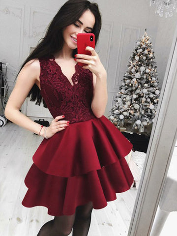 products/Burgundy_Lace_Satin_Tiered_Sleeveless_V-neck_Homecoming_Dresses_HD0029-1.jpg
