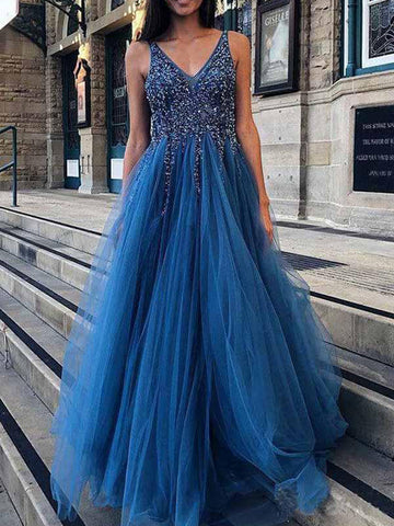 products/Dark_Blue_Tulle_Sequin_Beads_V-neck_Backless_Prom_Dresses_PD00362-1.jpg