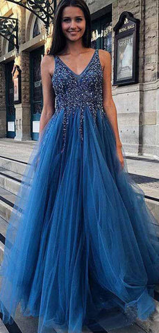 products/Dark_Blue_Tulle_Sequin_Beads_V-neck_Backless_Prom_Dresses_PD00362-2.jpg