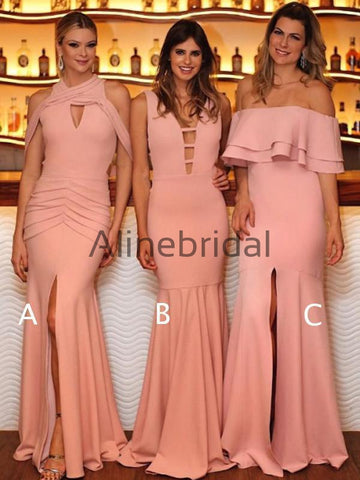 products/Dark_Peach_Mismatched_Mermaid_Unique_Long_Bridesmaid_Dresses_AB4092-1.jpg