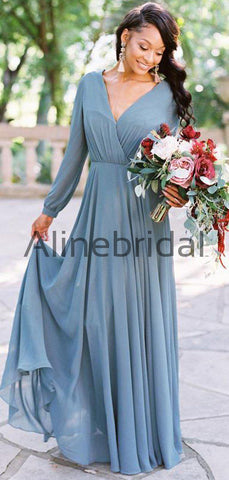 products/Dusty_Blue_Chiffon_Long_Sleeve_A-line_Bridesmaid_Dresses_AB4057-2.jpg