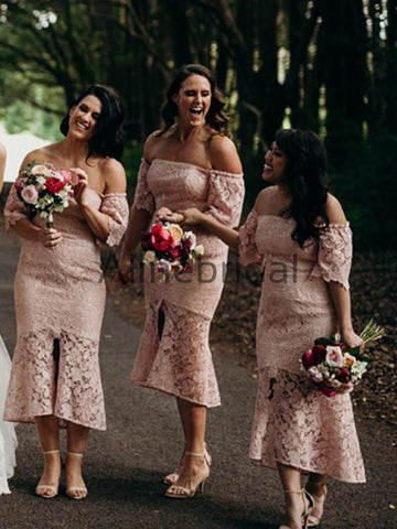 products/Dusty_Pink_Lace_Off_Shoulder_Sheath_Tea_Length_Bridesmaid_Dresses_AB4123-1.jpg