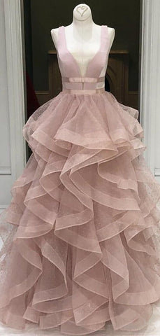 products/Dusty_Pink_Ruffles_Ball_Gown_Sleeveless_Prom_Dresses_PD00302-2.jpg