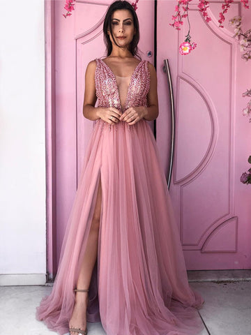 products/Dusty_Rose_Beading_Tulle_Sleeveless_A-line_Prom_Dresses_PD00187-1.jpg