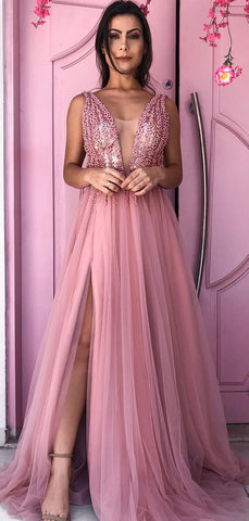 products/Dusty_Rose_Beading_Tulle_Sleeveless_A-line_Prom_Dresses_PD00187-2.jpg