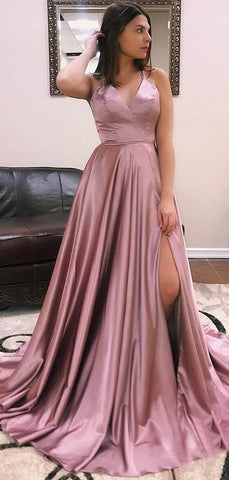 products/Dusty_Rose_Elastic_Satin_Spaghetti_Strap_Lace_Up_Back_With_Slit_Prom_Dresses_PD00374-2.jpg