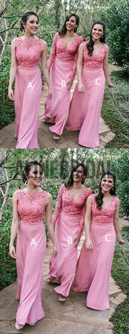 products/Dusty_Rose_Lace_Jersey_Mismatched_Sheath_Bridesmaid_Dresses_AB4015-2.jpg