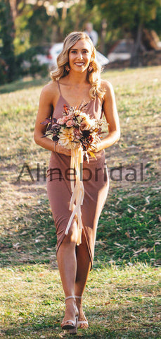 products/Dusty_Rose_Spaghetti_Strap_V-neck_High_Low_Ankle_Length_Bridesmaid_Dresses_AB4103-2.jpg