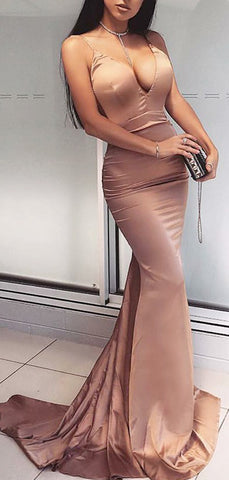 products/Dutsy_Pink_Spaghetti_Strap_V-neck_Mermaid_Evening_Party_Prom_Dresses_PD00339-2.jpg