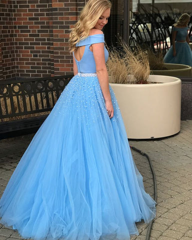 products/Fashion_Blue_Off_Shoulder_Two_Piece_Beaded_Prom_Gown_Dresses_PD00039-3.jpg