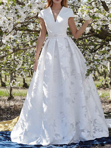 products/Fashion_Unique_Lace_Floral_Satin_Cap_Sleeve_Elegant_Wedding_Dresses_AB1539-1.jpg