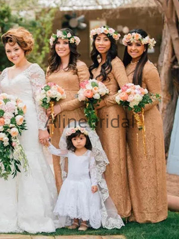 products/Gold_Lace_Long_Sleeve_Round_Neckline_Long_Bridesmaid_Dresses_AB4122-1.jpg
