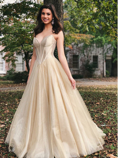 0b3543a4fb2 FEATURED PRODUCTS. Your product s name.  200.00. Gold Velvet Tulle  Strapless Empire Waist Prom Dresses ...