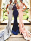 Gorgeous Newest Design Fashion Sexy Halter Lace Mermaid Affordable Wedding Guest Dresses, WG47