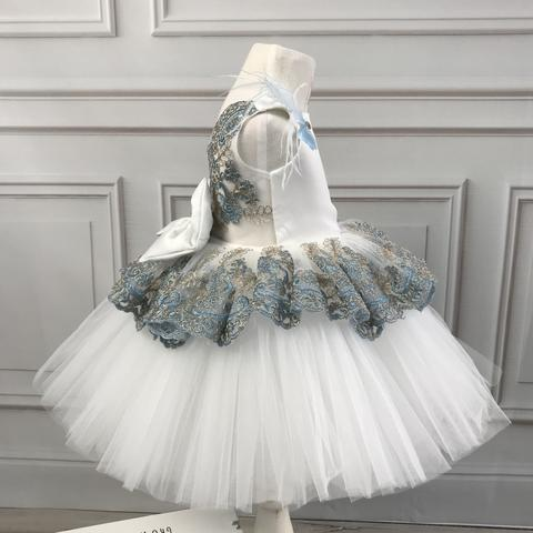 products/Gorgeous_Gold_And_Dusty_Blue_Lace_Ivory_Tulle_Satin_Bow_Knot_Flower_Girl_Dresses_FGS103-1.jpg