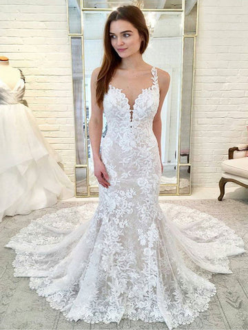 products/Gorgeous_Lace_Nude_Lining_Spaghetti_Strap_Mermaid_Train_Wedding_Dresses_AB1563-1.jpg