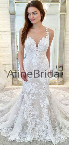 products/Gorgeous_Lace_Nude_Lining_Spaghetti_Strap_Mermaid_Train_Wedding_Dresses_AB1563-2.jpg