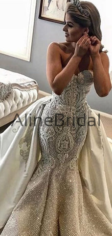 products/Gorgeous_Shiny_Beading_Lace_Strapless_Overskirt_Wedding_Dresses_AB1525-2.jpg