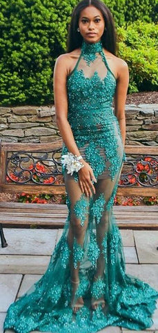 products/Green_Lace_Applique_Sequin_Illusion_Tulle_Halter_Mermaid_Prom_Dresses_PD00220-2.jpg