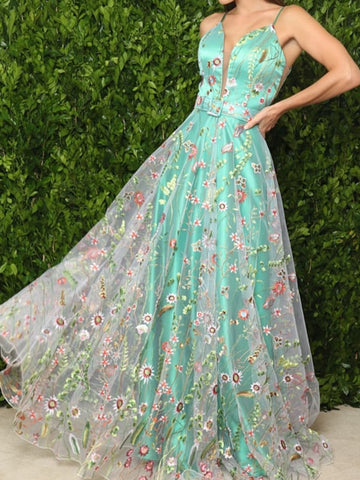 products/Green_Satin_Floral_Embroidery_Spaghetti_Strap_A-line_Prom_Dresses_PD00351-1.jpg