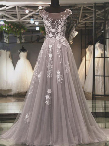 products/Grey_Tulle_Cap_Sleeve_Scoop_Neck_Appliques_See-through_Prom_Dresses_PD00069-1.jpg