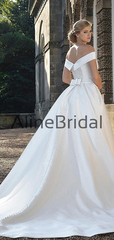products/High_Low_Off_Shoudler_Off_White_Satin_Ball_Gown_Wedding_Dresses_AB1542-4.jpg