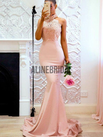 products/High_Nick_Hater_Lace_Mermaid_Fashion_Bridesmaid_Dresses_AB4020-1.jpg