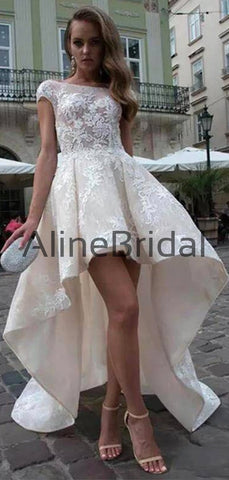 products/Ivory_Lace_Short_Sleeve_See_Through_Top_High_Low_Fashion_Wedding_Dresses_AB1536-2.jpg
